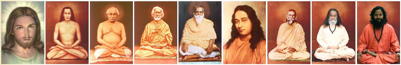 Jézus és a Kriya Yoga Mestervonal